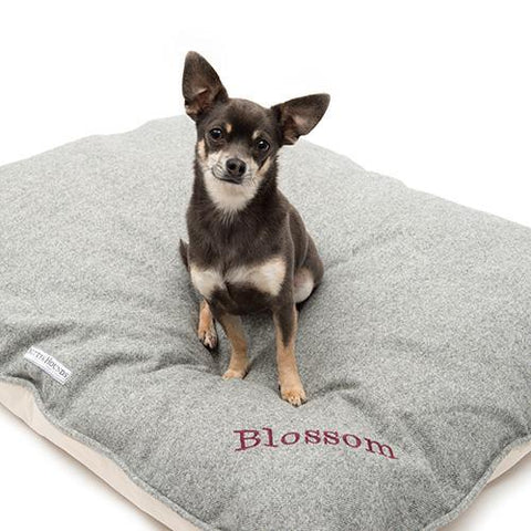 Personalised Premium Pillow Dog Beds