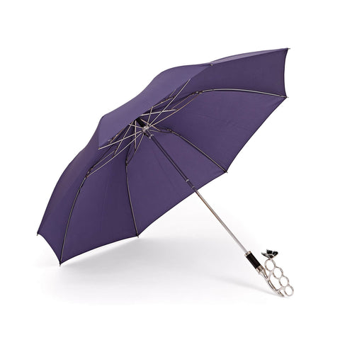 Nirvana Compact Umbrella in Purple
