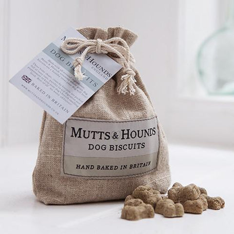Luxury Mutts & Hounds Dog Biscuits x 3  - Mutts and Hounds