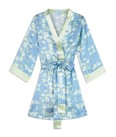 Buttercup Silk Robe
