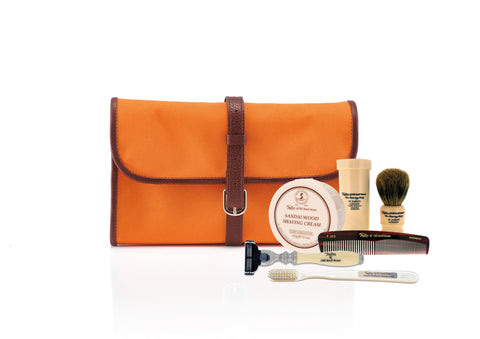 Daines & Hathaway Complete Military Wet Pack- Canvas Orange