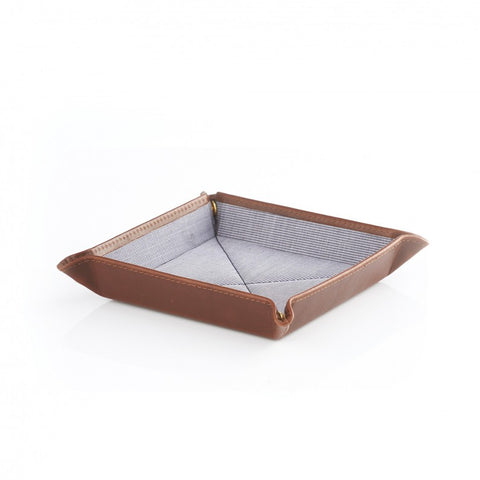 Daines & Hathaway Travel Tray Brooklyn Chestnut