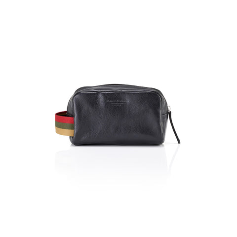 Daines & Hathaway Small Dopp Kit Finsbury Black