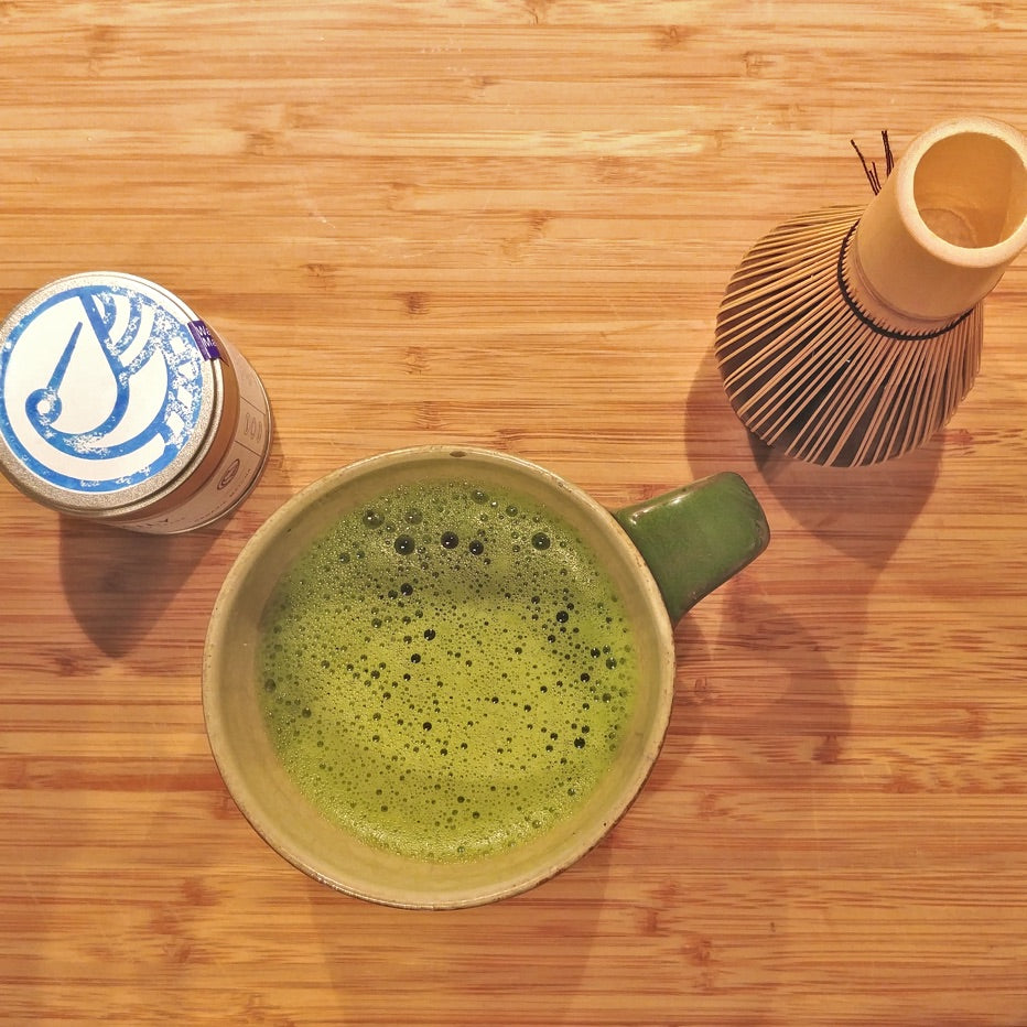 Matcha as a Hot Drink