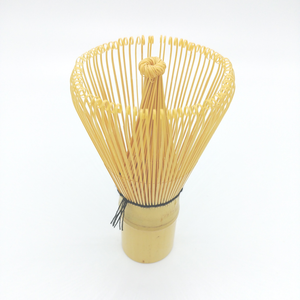 Matcha Tea Whisk Wabi Matcha Green Tea Whisk Chasen Profile View