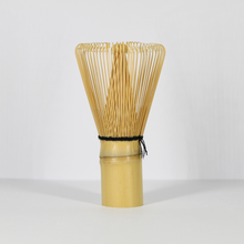 Load image into Gallery viewer, Matcha Tea Whisk Wabi Matcha Green Tea Whisk Chasen Side View