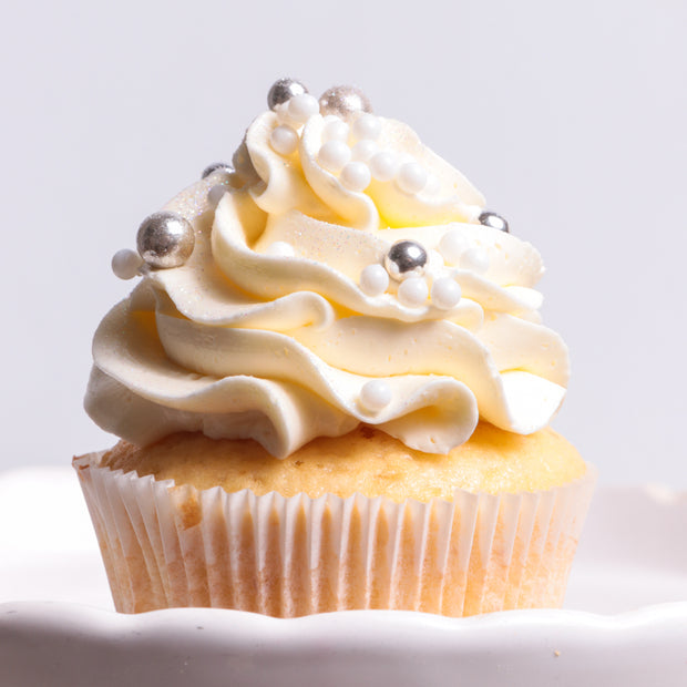 Bubbly Champagne Cupcake