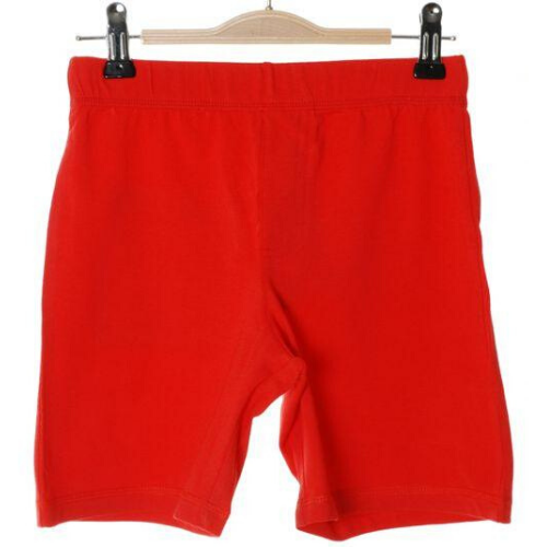 More Than A Fling Organic Red Shorts