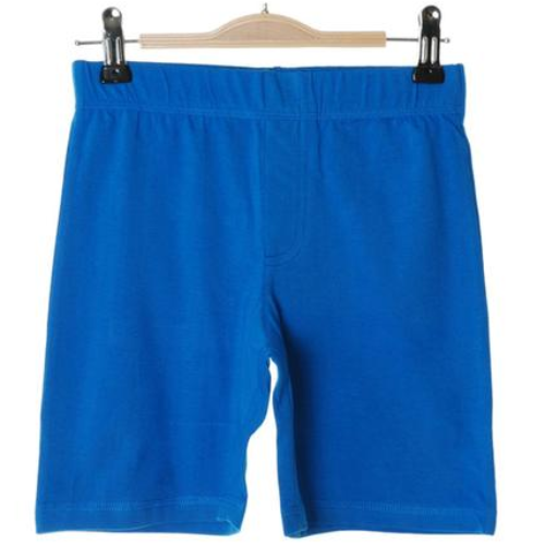 More Than A Fling Organic Shorts - Blue