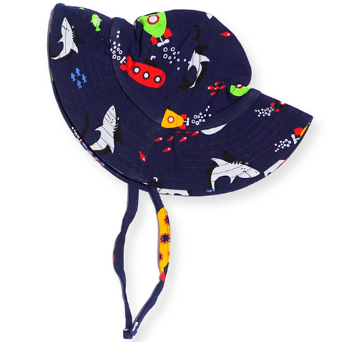 JNY Kids Submarine Sun Hat