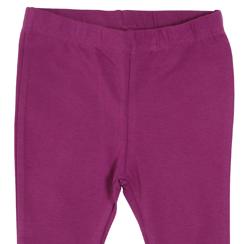More Than A Fling by DUNS Leggings - Hyacinth Violet Purple