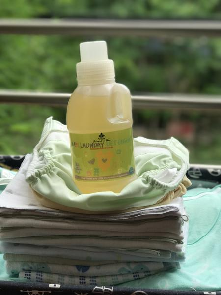 Botanicals in Blooms Baby Laundry Detergent CONCENTRATED FORM