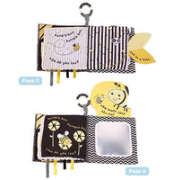 Little Xylo Cloth Book: Bumble Bee