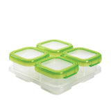 Oxo Tot Baby Blocks Freezer Storage Containers – 4oz