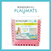 Bonjour Baby : Mix and Match Playmat
