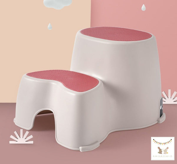 Bunny Step Stool Whale Design