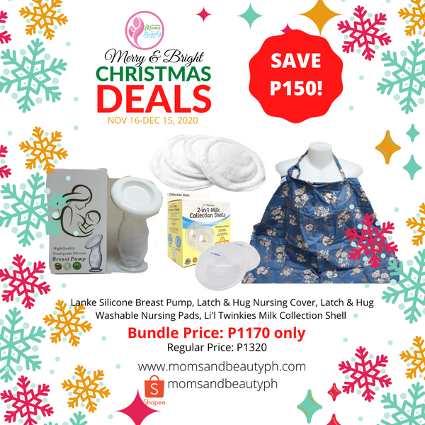 Breastfeeding Starter Bundle