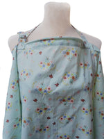LITTLE COCOY NURSING APRON MINT SHABBY