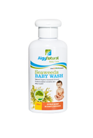 ALGYNATURAL BABY WASH 100ML