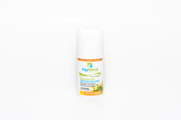 ALGYNATURAL DEODORANT FOR WOMEN 60 ML