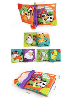Little Xylo Cloth Book: Farm Animals