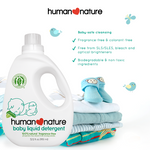 Human Nature Baby Liquid Detergent (950ml)