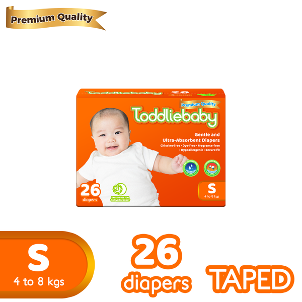 Toddliebaby Diaper Small