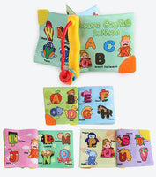 Little Xylo Cloth Book: Learning English Letters