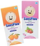 SansFluo Natural Toothgel Cleanser 50 ml