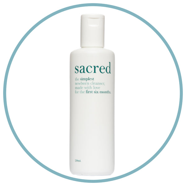 Sacred Six-Months Body Wash