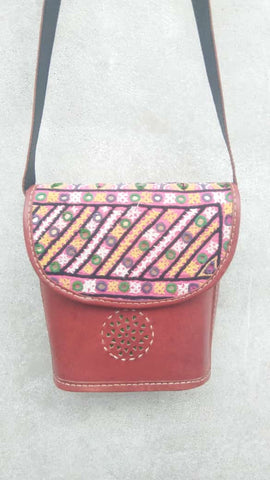 Pure Leather Hand Bag