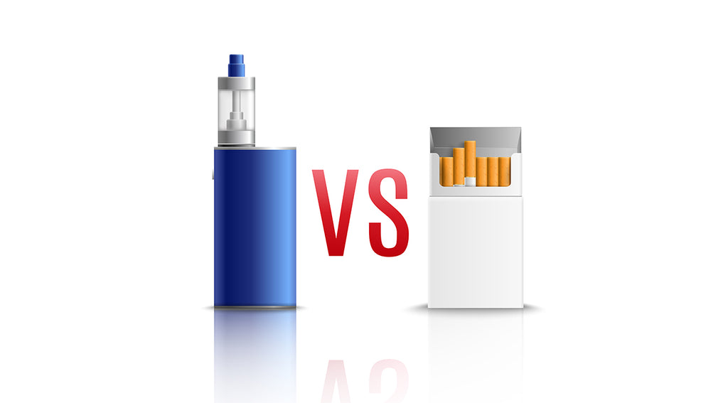Protect yourself against the coronavirus by quitting smoking with vaping
