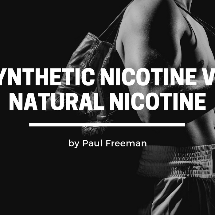 Synthetic Nicotine VS. Natural Nicotine
