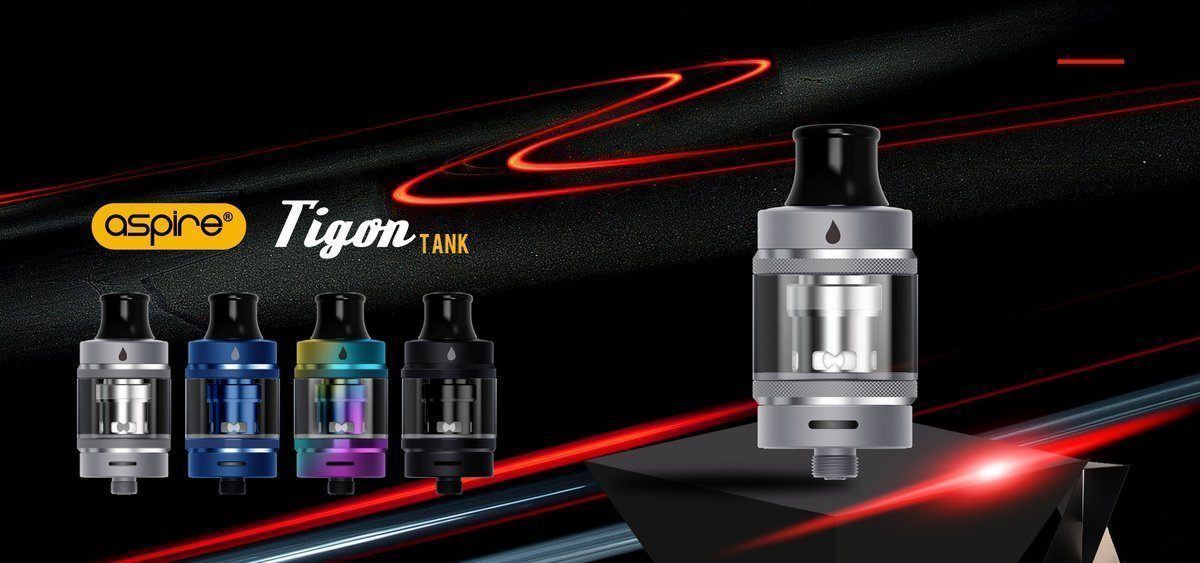 Aspire Tigon Vape Tank Review | Freeman Vape juice