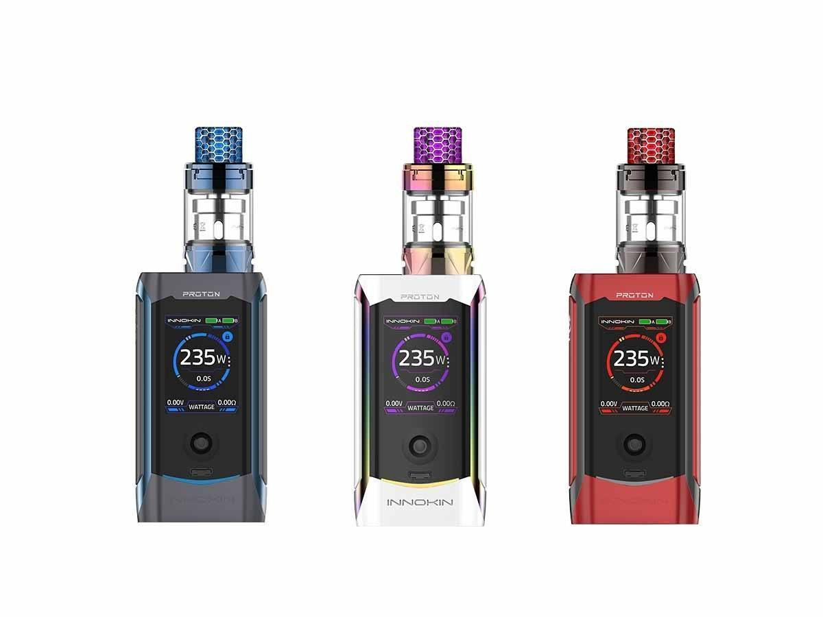 Innokin Proton Plex Mod Kit Review | Freeman Vape juice