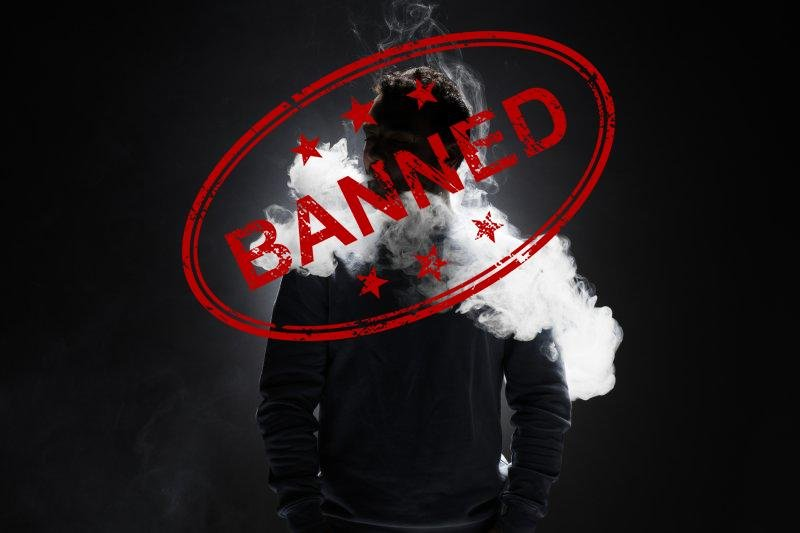 Which U.S. States Banned Vaping? All you need to know | Freeman Vape juice