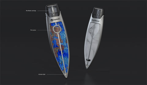 the joyetech runabout review the newest pod vape system ideal for salt nicotine vape juice
