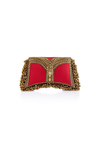 Zeenat Clutch Red / Mae Cassidy