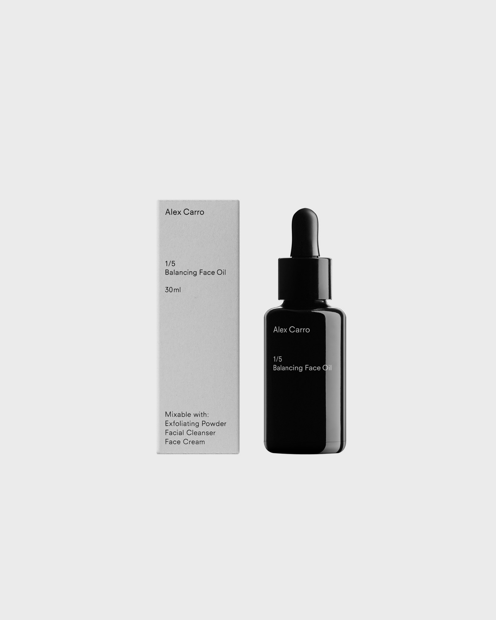 1/5 Balancing Face Oil 30ml