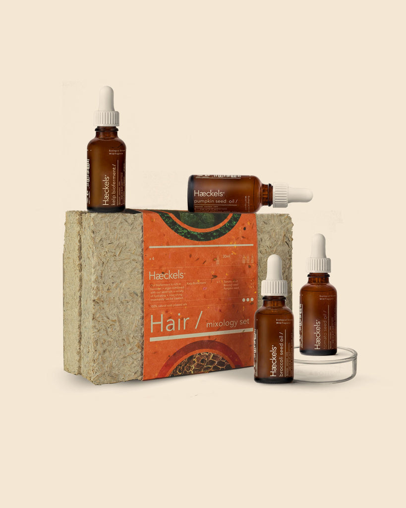 Hair Care Mixology Set