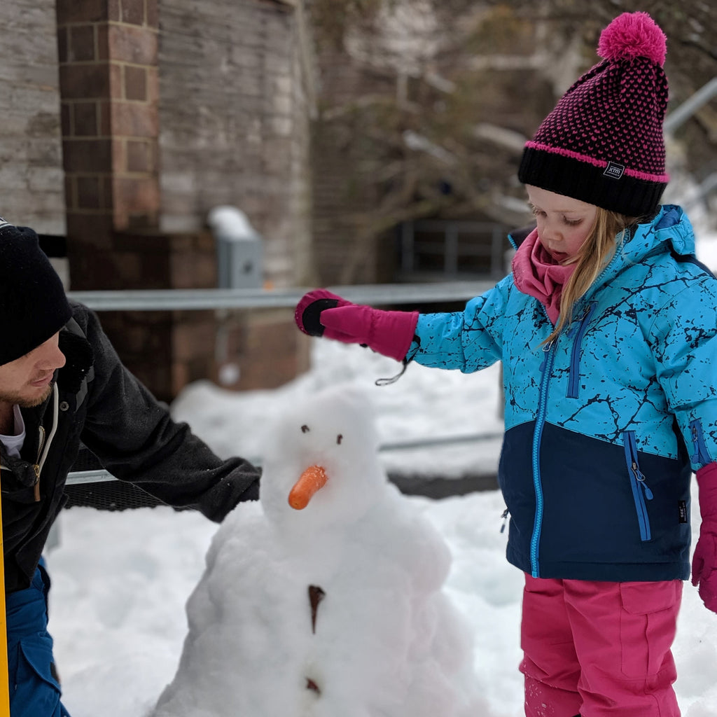 6 Expert Tips To Be Super Prepared At The Snow With Kids