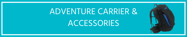 Adventure Carrier for Babies and Toddlers