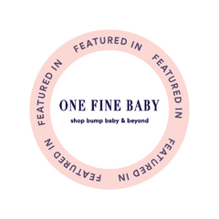 FEATURED IN ONE FINE BABY