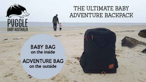 The Ultimate Baby Adventure Backpack