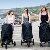 cozigo mums walking babies