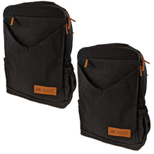 Adventure Nappy Backpack Double Pack