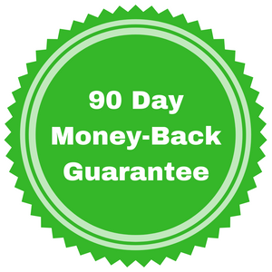 90 day money back guarantee