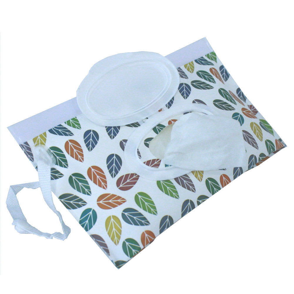 Reusable Baby Wipes Pouch