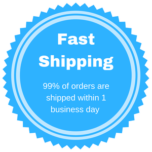 fast shipping usually within within 1 day