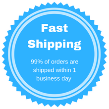 fast shipping badge